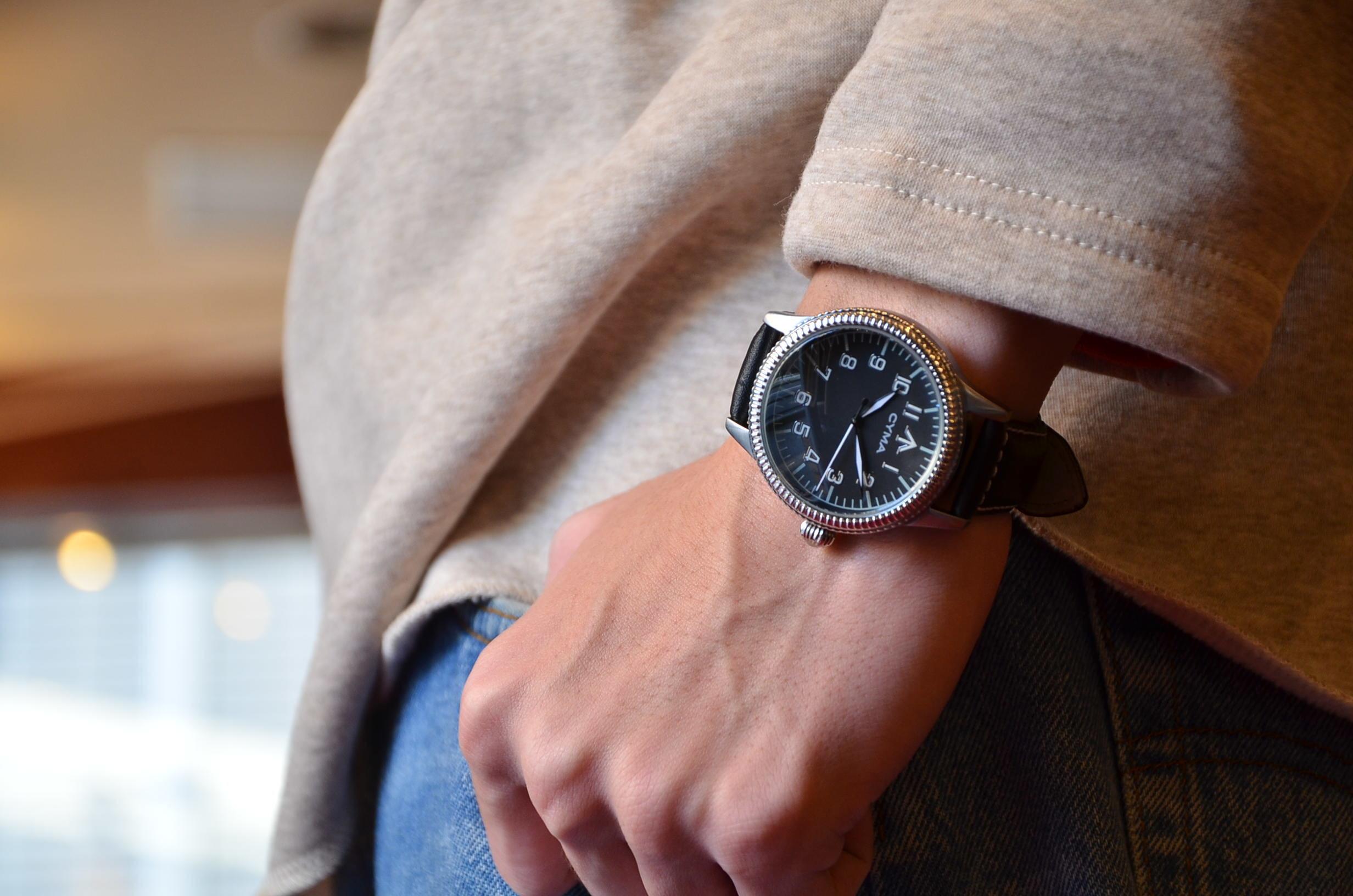 クリスマスギフトにも最適な腕時計_c0167336_15375215.jpg