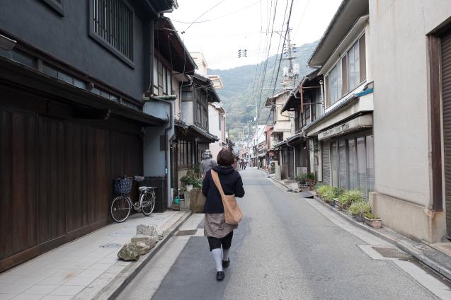 秋の旅 ① 鞆の浦 町歩き_e0369736_19402628.jpg