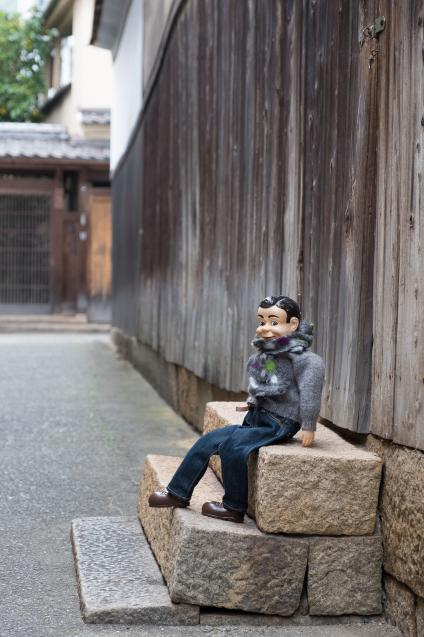 秋の旅 ① 鞆の浦 町歩き_e0369736_19403040.jpg