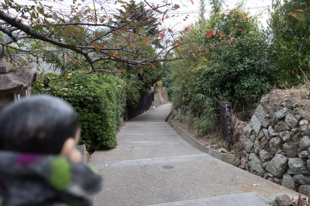 秋の旅 ① 鞆の浦 町歩き_e0369736_20252003.jpg