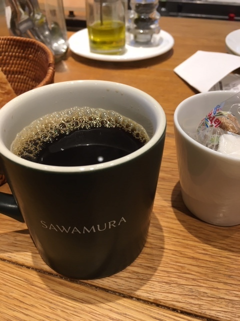 新宿のSAWAMURAでランチしてきました_f0318142_17593658.jpg