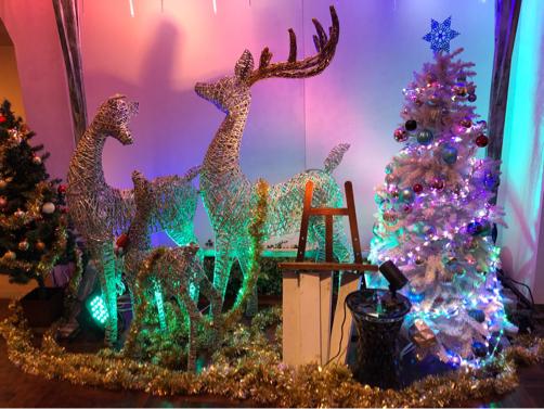 クリスマスディナーショーに行ってきました♪_f0207146_06001140.jpg