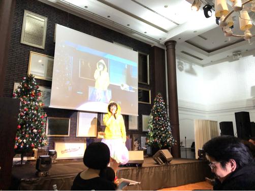 クリスマスディナーショーに行ってきました♪_f0207146_06021973.jpg