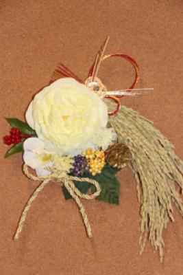 お正月飾り教室へ♪_e0293553_06065388.jpg