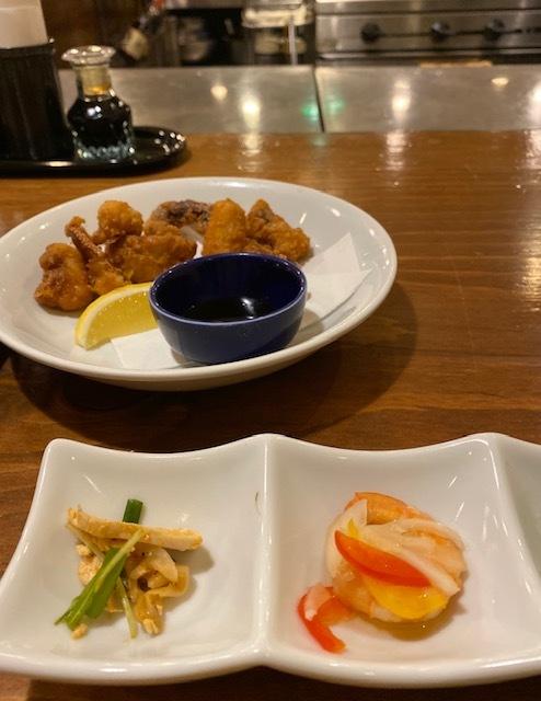Dining  bar  「 婚約おめでとう~!」の乾杯♪_a0165160_20463728.jpg