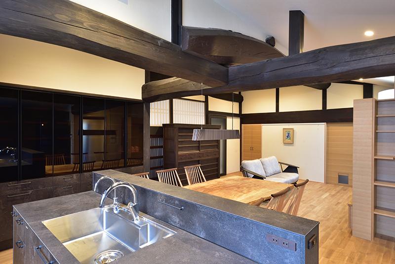 茨木の古民家再生工事_e0164563_13384387.jpg