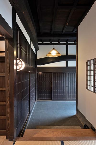 茨木の古民家再生工事_e0164563_13384418.jpg