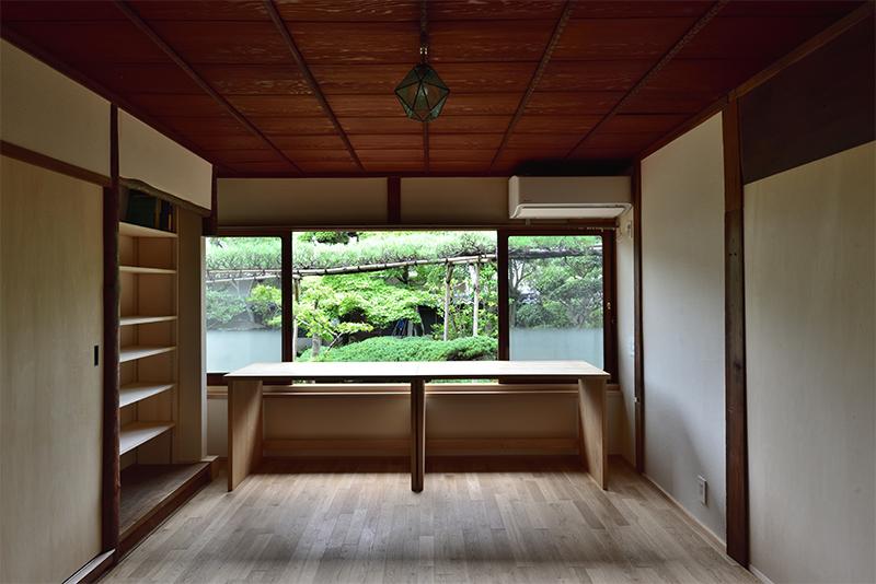 茨木の古民家再生工事_e0164563_13384426.jpg