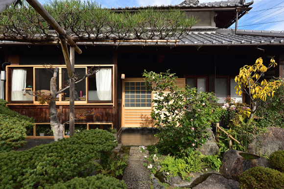 茨木の古民家再生工事_e0164563_13384441.jpg