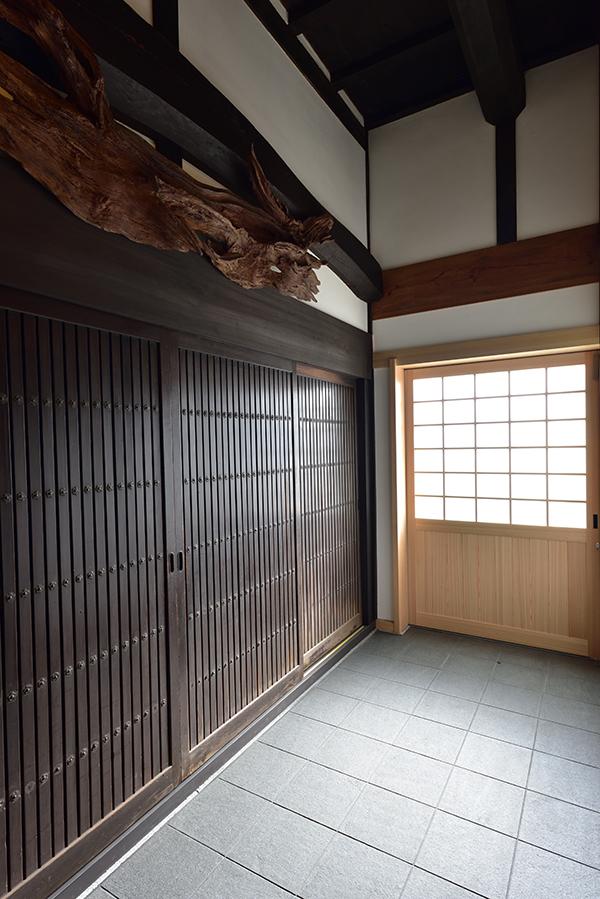 茨木の古民家再生工事_e0164563_13385906.jpg