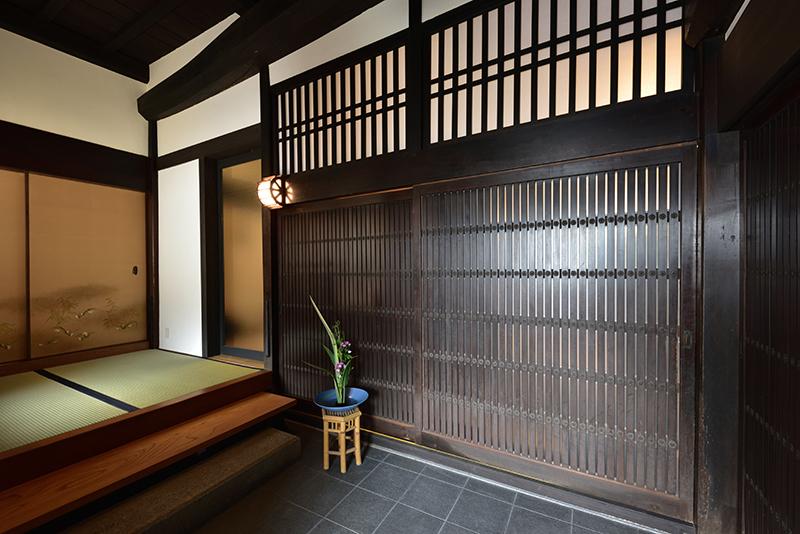 茨木の古民家再生工事_e0164563_13385919.jpg