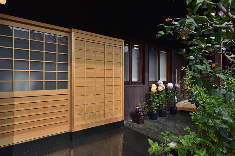 茨木の古民家再生工事_e0164563_13390062.jpg