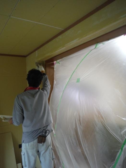 6畳間増築 ~室内完成です。_d0165368_05402876.jpg
