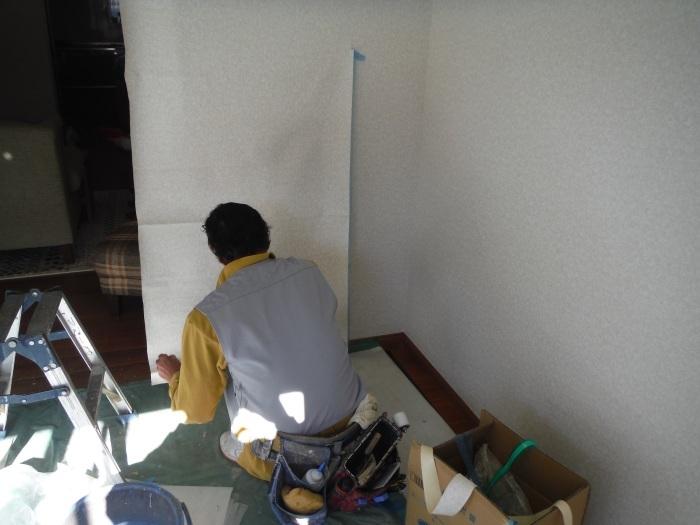 6畳間増築 ~室内完成です。_d0165368_05410057.jpg