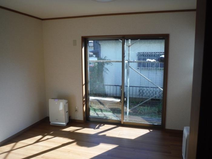 6畳間増築 ~室内完成です。_d0165368_05413750.jpg