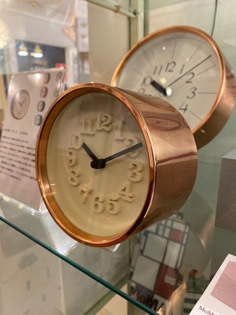 2019 X'mas GIFT Vol.7...渡辺力がもっとも愛する金属であった銅を用いた時計の名作。_b0125570_16014592.jpg