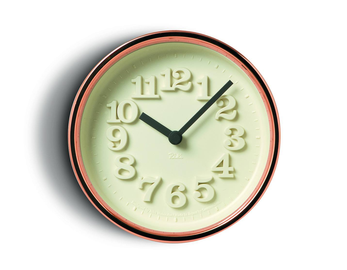 2019 X'mas GIFT Vol.7...渡辺力がもっとも愛する金属であった銅を用いた時計の名作。_b0125570_16041025.jpg