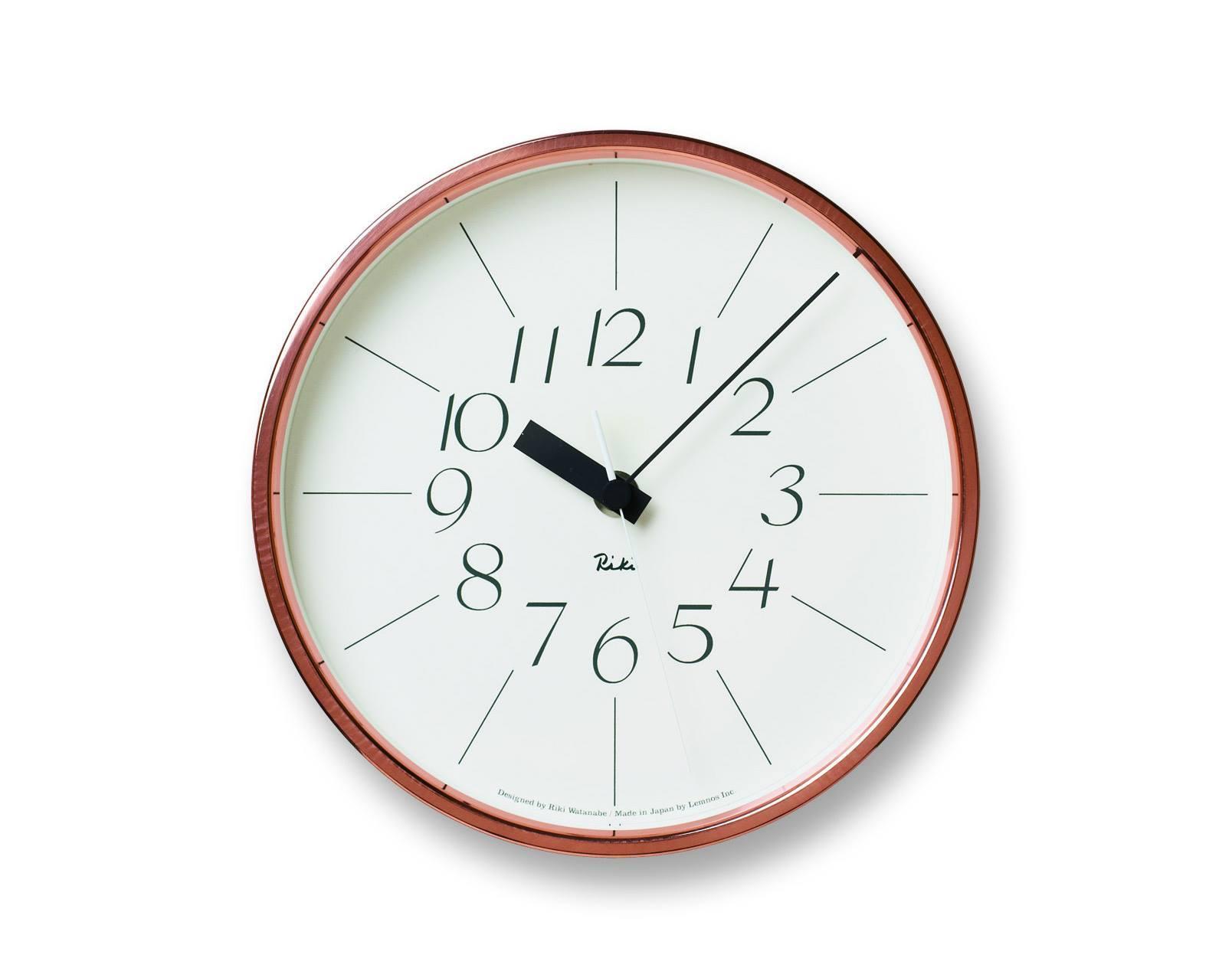 2019 X'mas GIFT Vol.7...渡辺力がもっとも愛する金属であった銅を用いた時計の名作。_b0125570_16045031.jpg