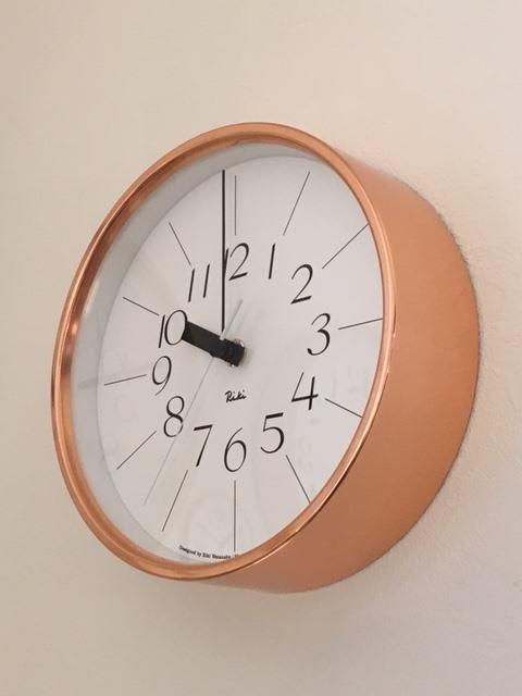 2019 X'mas GIFT Vol.7...渡辺力がもっとも愛する金属であった銅を用いた時計の名作。_b0125570_16075194.jpg