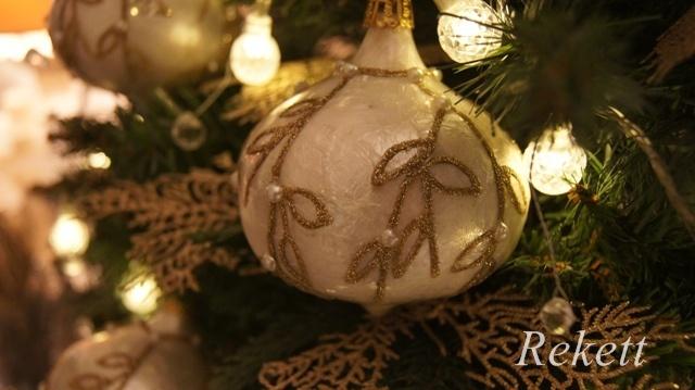 お客様オーダーレケットオリジナルクリスマスツリー~❤_f0029571_17431821.jpg