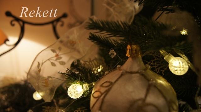 お客様オーダーレケットオリジナルクリスマスツリー~❤_f0029571_17464549.jpg