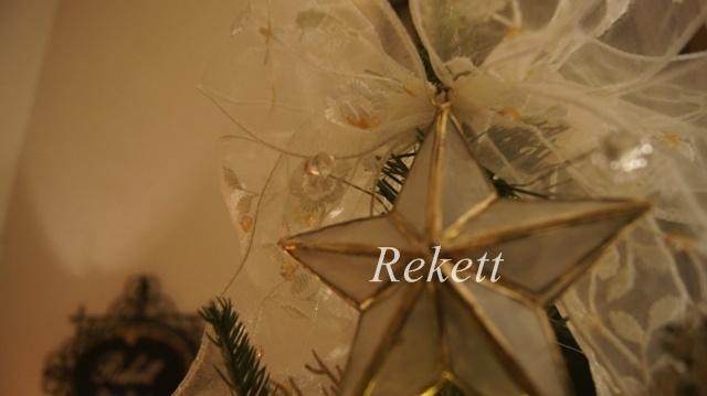 お客様オーダーレケットオリジナルクリスマスツリー~❤_f0029571_17511480.jpg