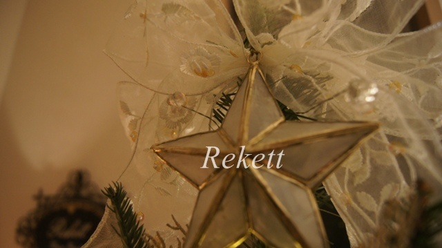 お客様オーダーレケットオリジナルクリスマスツリー~❤_f0029571_17513108.jpg