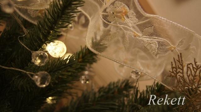 お客様オーダーレケットオリジナルクリスマスツリー~❤_f0029571_17552702.jpg