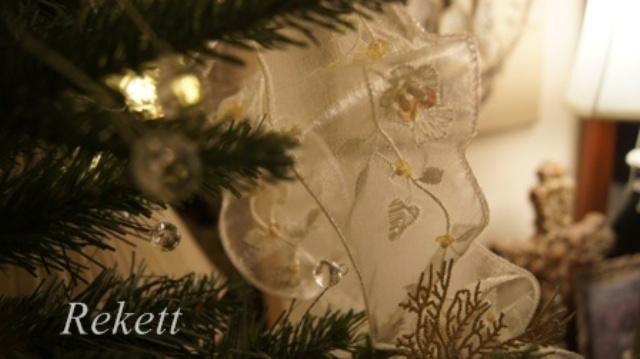 お客様オーダーレケットオリジナルクリスマスツリー~❤_f0029571_17555175.jpg
