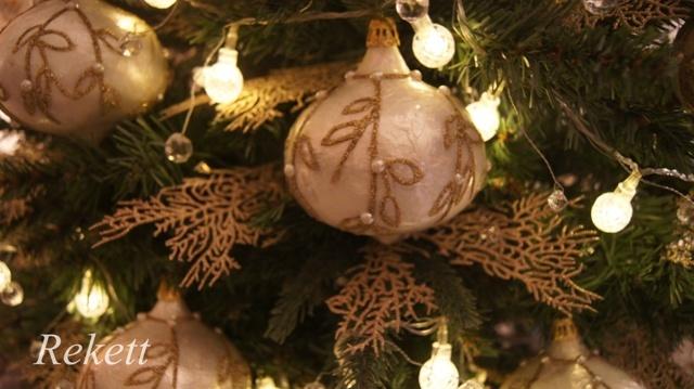 お客様オーダーレケットオリジナルクリスマスツリー~❤_f0029571_18011252.jpg