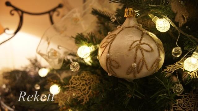 お客様オーダーレケットオリジナルクリスマスツリー~❤_f0029571_18013429.jpg
