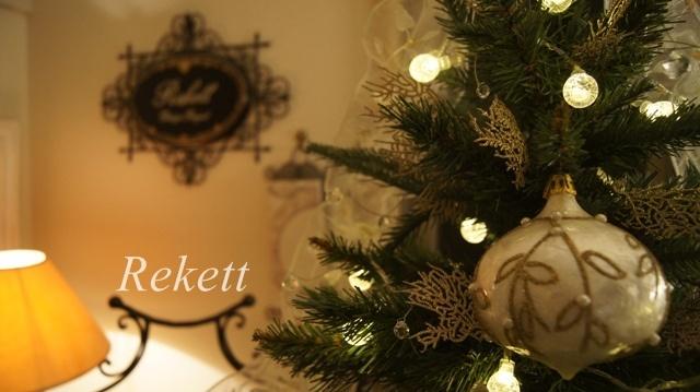 お客様オーダーレケットオリジナルクリスマスツリー~❤_f0029571_19131600.jpg
