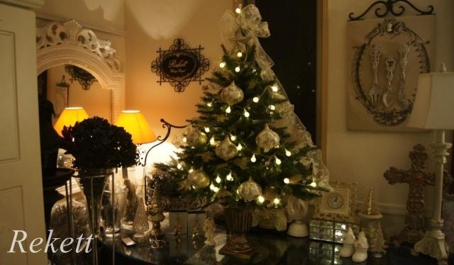 お客様オーダーレケットオリジナルクリスマスツリー~❤_f0029571_19341634.jpg