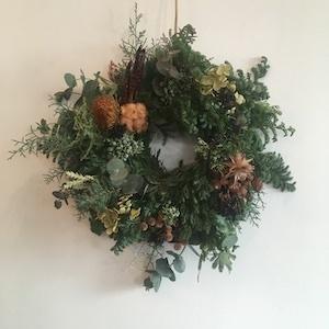 WORKSHOP Un Jour「 クリスマスの花あそび 」 開催中!_b0241386_10370214.jpg
