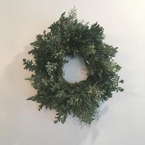 WORKSHOP Un Jour「 クリスマスの花あそび 」 開催中!_b0241386_10381587.jpg