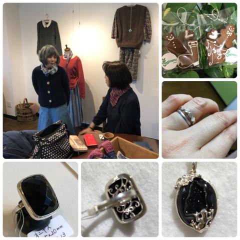 jewel studio M 個展8日目_d0233891_21535637.jpg