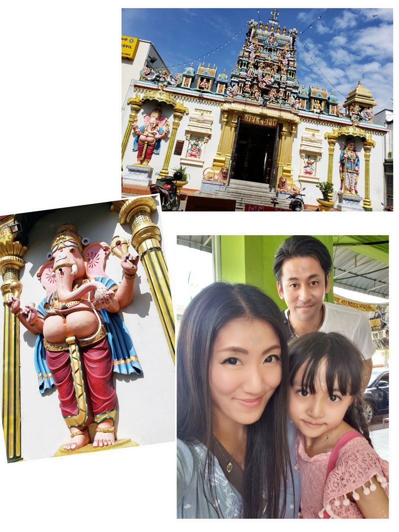 Penang、心満たされる巡礼の1日。_d0224894_14214538.jpg