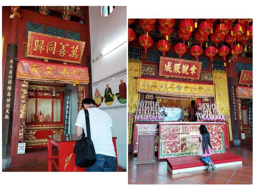 Penang、心満たされる巡礼の1日。_d0224894_21410881.jpg
