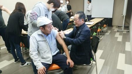 インフルエンザ予防接種2019_c0193896_15024807.jpg