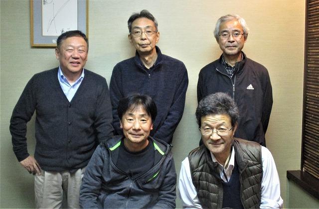 44年ぶり高校クラスメートと藤作ランチ_b0163804_13384761.jpg