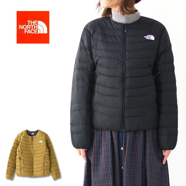 THE NORTH FACE [ザ ノースフェイス正規代理店] Thunder Roudneck Jacket [NYW81915] アウター・ダウンジャケット・LADY\'S _f0051306_13362171.jpg