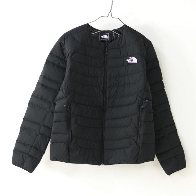 THE NORTH FACE [ザ ノースフェイス正規代理店] Thunder Roudneck Jacket [NYW81915] アウター・ダウンジャケット・LADY\'S _f0051306_13362254.jpg