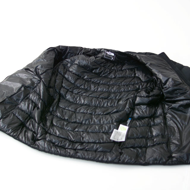 THE NORTH FACE [ザ ノースフェイス正規代理店] Thunder Roudneck Jacket [NYW81915] アウター・ダウンジャケット・LADY\'S _f0051306_13362268.jpg