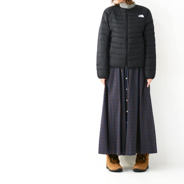 THE NORTH FACE [ザ ノースフェイス正規代理店] Thunder Roudneck Jacket [NYW81915] アウター・ダウンジャケット・LADY\'S _f0051306_13362571.jpg