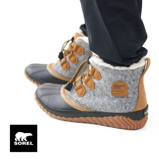 SOREL [ソレル正規代理店] Youth Out N About Plus [NY1954]  スノーブーツ・ウィンターブーツ・女性用・雪・LADY\'S _f0051306_16103226.jpg