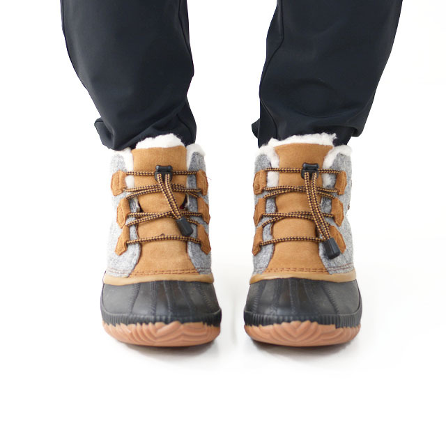 SOREL [ソレル正規代理店] Youth Out N About Plus [NY1954]  スノーブーツ・ウィンターブーツ・女性用・雪・LADY\'S _f0051306_16103566.jpg