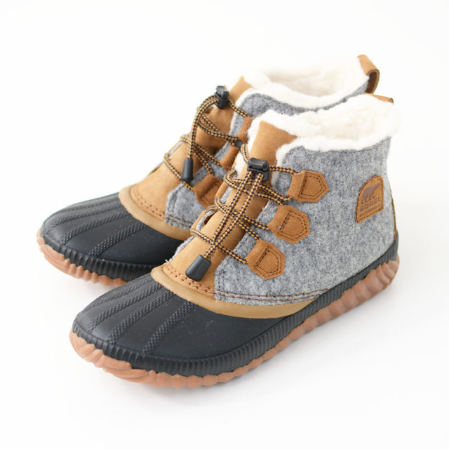 SOREL [ソレル正規代理店] Youth Out N About Plus [NY1954]  スノーブーツ・ウィンターブーツ・女性用・雪・LADY\'S _f0051306_16103655.jpg