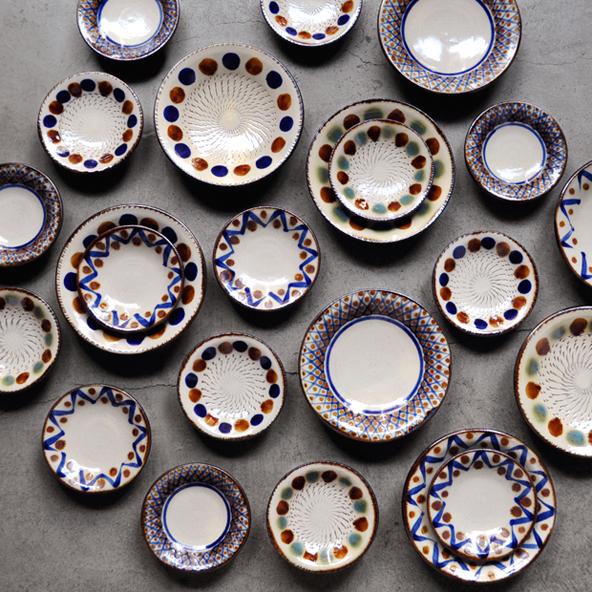 工房マチヒコより、5寸皿と7寸皿が入荷いたしました_d0193211_1305847.jpg