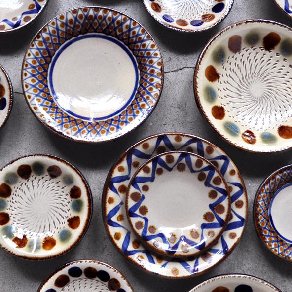 工房マチヒコより、5寸皿と7寸皿が入荷いたしました_d0193211_1314823.jpg