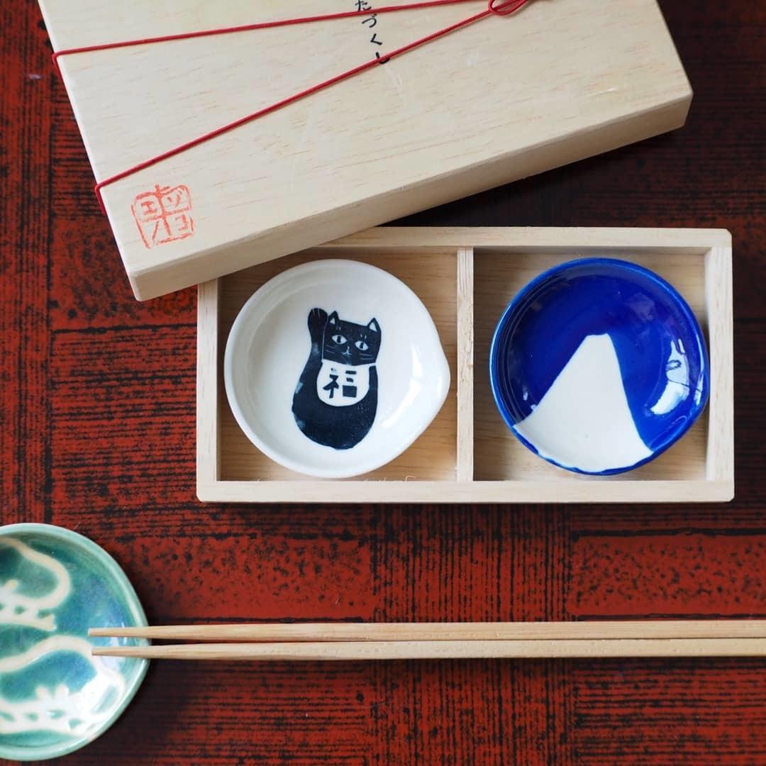 箸置き豆皿めでたづくし_e0186725_22300807.jpg